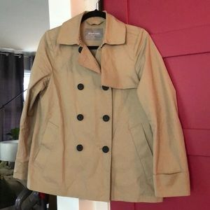 Everlane preloved trench double breasted coat